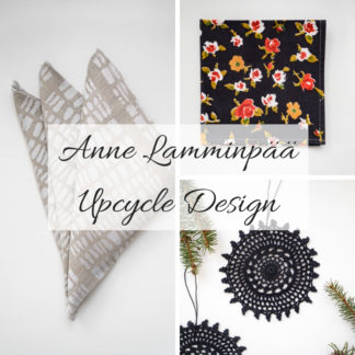 Anne Lamminpää Upcycle Design